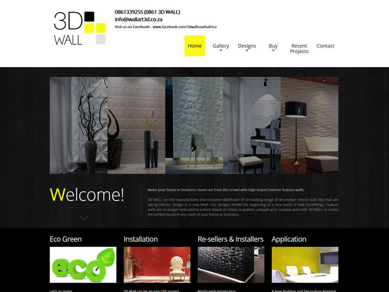 Website Design - HTML Package