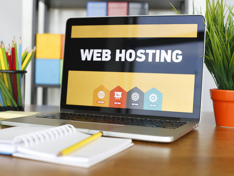 Website Design - Web Hosting
