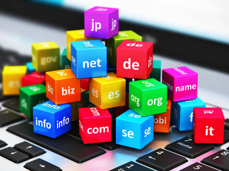 Website Design - Domain Registration
